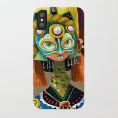 Part Of A Tribe Slim Case iPhone X