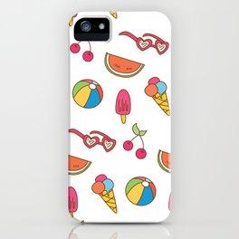 Summer iPhone Case