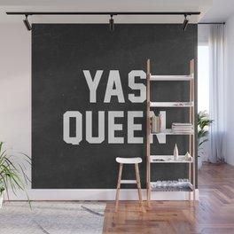 Yas Queen Wall Mural