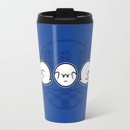 Boo No Evil Travel Mug