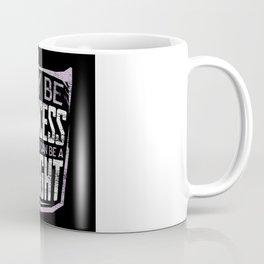 Knight Girl Coffee Mug