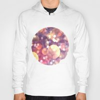 glitter Hoodies featuring Glitter atmosphere by LoRo  Art & Pictures