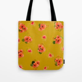 Flower carpet 16 Tote Bag