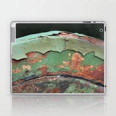 Green and Rust Laptop & iPad Skin