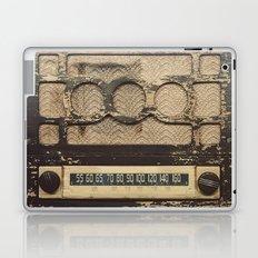 AM Radio Laptop & iPad Skin