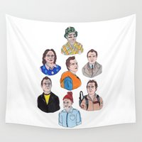 murray Wall Tapestries featuring Murray by scoobtoobins
