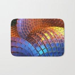 Waveform Bath Mat