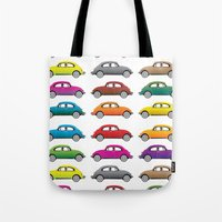 bugs Tote Bags featuring Bugs!! by Cloz000