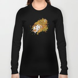 Afternoon snooze Long Sleeve T-shirt