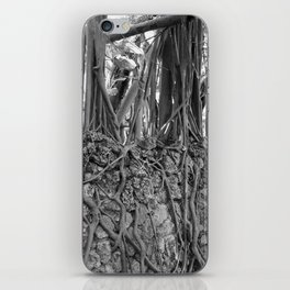 Miami Roots iPhone Skin