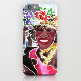 MARSHA P. JOHNSON  iPhone Case