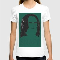 snape T-shirts featuring Snape and you by Ally Simmons