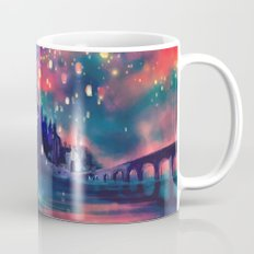 The Lights Coffee Mug