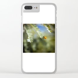Last breath Clear iPhone Case