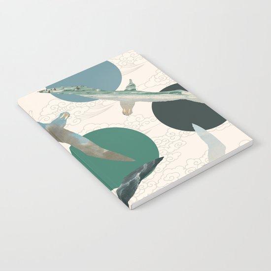 Seagull Polka Notebook