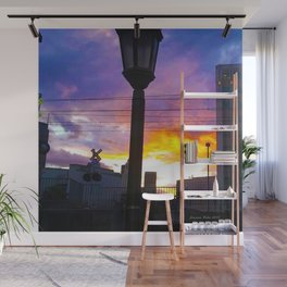 Sunset at Union Station - LA Baby - Jeronimo Rubio Photography 2016 (all over) Wall Mural
