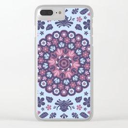 Zephyr_Play_01a Clear iPhone Case