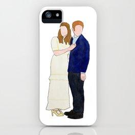 Dr. & Dr. FitzSimmons iPhone Case