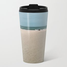 Two at the Beach Travel Mug