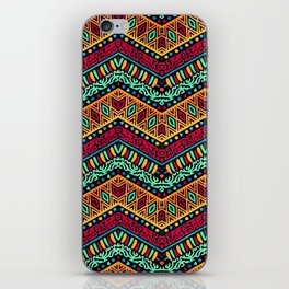 African Style No1 iPhone Skin