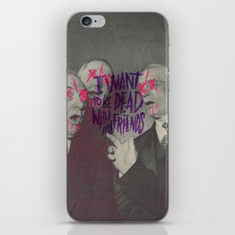 EVERY TIME I DIE iPhone Skin