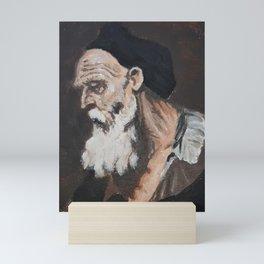 The Philosopher Mini Art Print