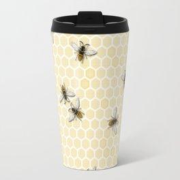 Honey a Bee Farm! Travel Mug