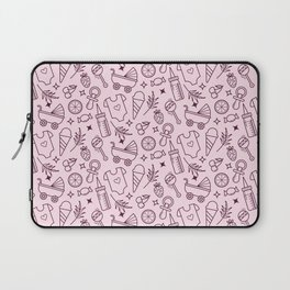 Pacify Me Pink Laptop Sleeve