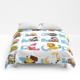 ABC  medieval (spanish) Comforters