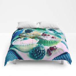 Fresh fruits Vintage kitchen Design Comforters