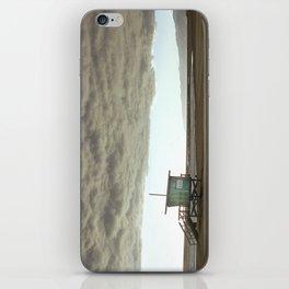 Cloudy Venice iPhone Skin