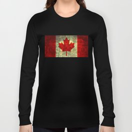 Oh Canada! Long Sleeve T-shirt