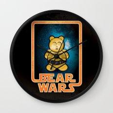Bear Wars - G3PU Wall Clock