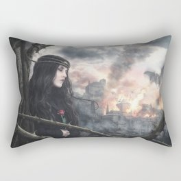 Exodus III: Resignation Rectangular Pillow