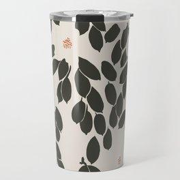Zooey Magnolia Travel Mug