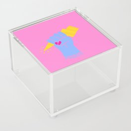 powerful and united Acrylic Box