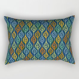 Autumn leaves pattern II Rectangular Pillow