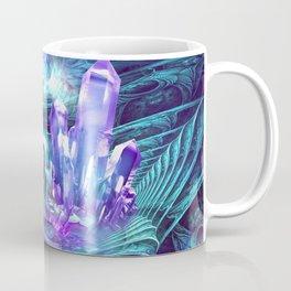 Expanding horizons - Visionary - Fractal - Manafold Art Coffee Mug
