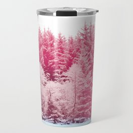Candy pine trees Travel Mug