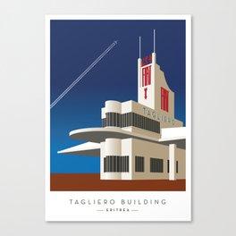 Tagliero Centre Canvas Print