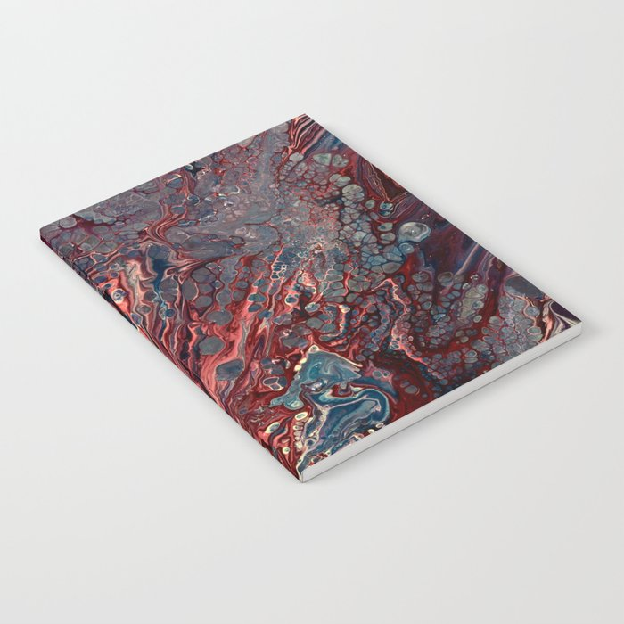 Pale Vibes Notebook
