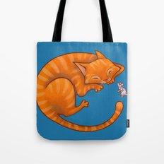 Unlikely Friends Tote Bag