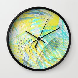 Abstract 181 Wall Clock