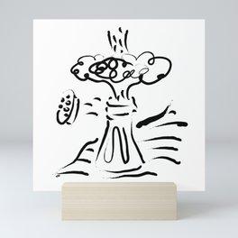 Salt Shaker Armageddon Mini Art Print