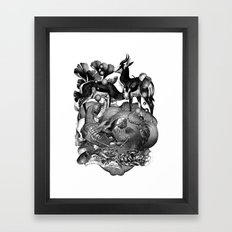The Death of Nature Framed Art Print