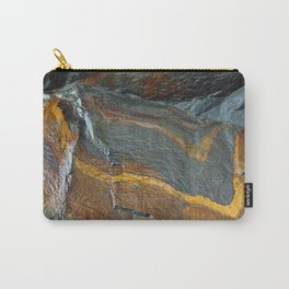 Abstract rock art Carry-All Pouch