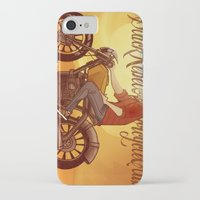 rebel iPhone & iPod Cases featuring Rebel by Salva Laserna