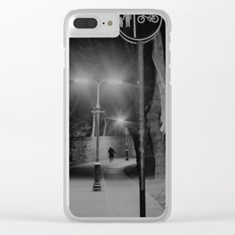 Stalker Clear iPhone Case