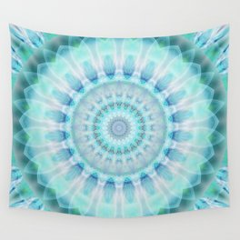 Spiritual purity Wall Tapestry
