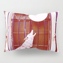 Talking to the Moon Pillow Sham